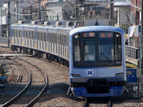 特急 渋谷行き