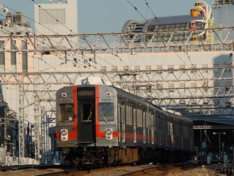 池上線・東急多摩川線を走る7600系・7700系の画像