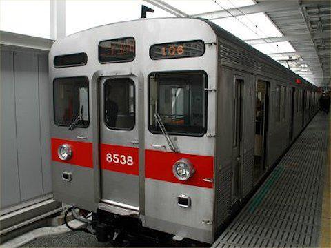 大井町線8500系外観の変化 PART2の画像