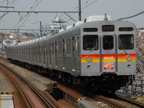 大井町線8500系外観の変化 PART3の画像