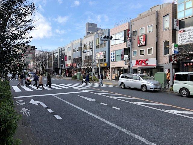 桜新町停留場の画像