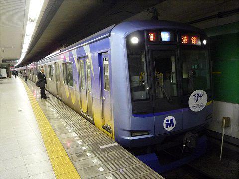 横浜セントラルタウンフェスティバル「Y152」ヘッドマーク取り付けの画像